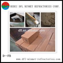 magnesite chrome brick for cement rotary kiln
