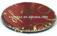 professional round metal tin cd box company