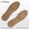 High density diabetic insole memory latex foam shoe insoles
