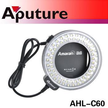Aputure Halo 60 leds macro dslr led ring light for Canon