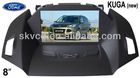 car dvd gps for FORD KUGA (new): 8 inch Car DVD GPS With RDS/IPOD /FM/BT