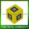 Custom Logo Print Cube Anti Stress Ball