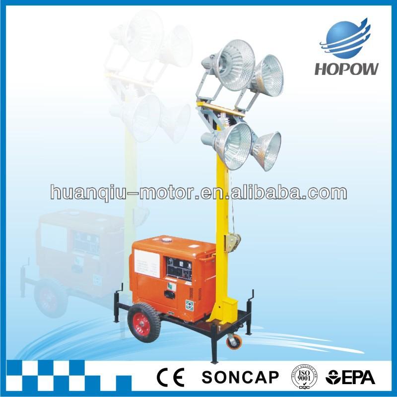 Light Generator Price Light Tower Generator 3kw