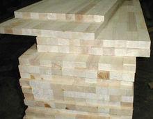 pine finger jointed board /rubber finger jointed board/red oak finger jointed board
