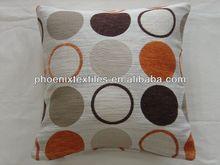 new design orange cushions home decor