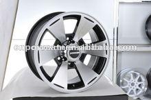 BK238 aluminum alloy wheel for MITSUBICHI