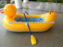 pvc inflatable big dark boat
