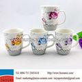 12oz new bone china, keramik kaffeetasse