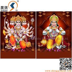 Customized 3D Indian God Photos God Picture