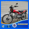 Air Cooling 125CC Cheap High Quality Lifan Engine Motorcycle (SX100-7)