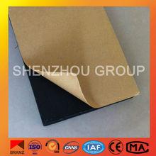 Polyurethane foam with glue, Rubber plastic foam with glue, Adhesive polyurethane foam insulation material