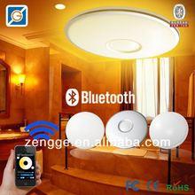 bluetooth emergency light ceiling dc12v wifi led light controller
