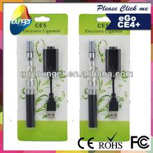 Electronic cigarette e cigarette ego ce4+ Blister Kits Ego CE4+ Atomizer E Cigarette ship around the world