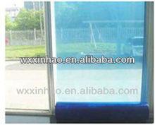 Hot Sale PE blue window glass safety film (Manufacturer)
