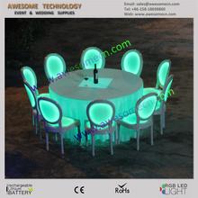 lighted wooden design furniture