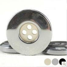 2013 fashion boutique button man's shirt high-grade resin UV electroplating texture button accessories dress shirt buttons