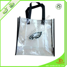 Clear Pvc Shoulder Bag 97