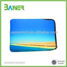 Cute Clear Neoprene Laptop Case