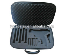 EVA tool case with die-cutting foam