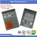 Téléphone mobile batterybl- 4b s700 avec un service odm