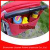 Multi-purpose baby stroller organizer bag