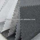 nonwoven fusing interlining fabric