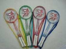 Steel Badminton Racket