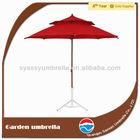 240CM*8K red color custom design rain umbrella