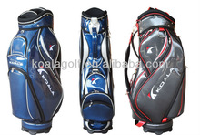 Super Quality leather golf cart bags