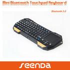 New UK Standard Mini 2.4G Wireless Keyboard With Touchpad for Windows&Google TV Box