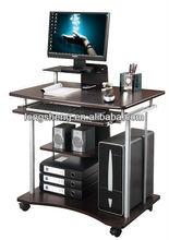 ISO standard Wooden Compact computer desk