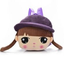 D37406A Korea kindergarten cute personality fancy girls school bags