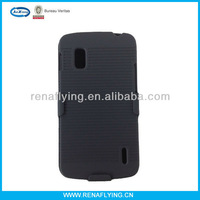 Holster case cover for lg nexus 4 e960