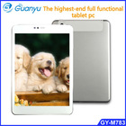7.85 inch MTK6589 quad core 3g gps tablet pc