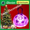 Xmas decoration with LED light Lighting led pendants for christmas tree felt christmas tree decorations