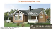 new era style cottage log cabin frame