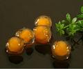 Pérolas de tapioca para chá da bolha, mango sabor da fruta