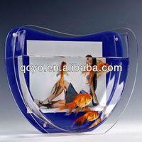 U shape coffee table fish tank stand