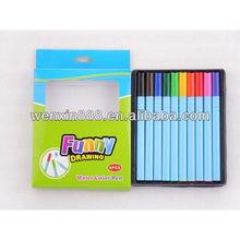 school supply art coloring penwater color pen set(WXD008)