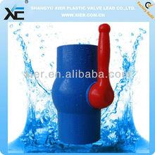 Compact Long Handle Ball Valve 2-Way Thread Ball Valve - Solvent or Threaded
