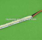 super high brightness 320led/m smd3528 8mm led rigid strip lights aluminum strip