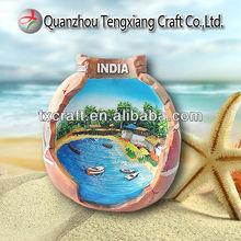 Indian promotional products of 3D jar statue souvenir