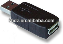 2.0 adapter usb a female/jack to a male/plug