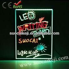 Hot selling Led Flash Write Board,Electronic Led Flash Write Board, Led Flash Write Board