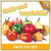 Novelty Emulation Foods Children Plastic Fruit Toy With EN71