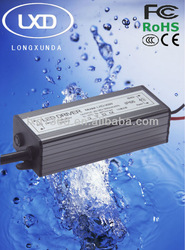 10W waterproof constant currentled led transformer with 300mA 350mA 450mA 600mA 700mA 900mA