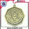 Factory direct sale cheap metal bronze sports medal