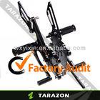 KAWASAKI ZX10R NINJA CNC Adjustable Motorcycle Rear Sets