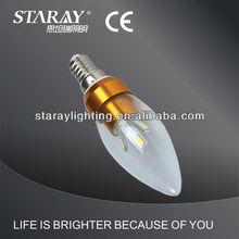 smd5630 3w 5w 7w color temperature adjustable led bulb light motion sensor