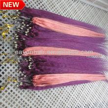 virgin peruvian remy hair micro braids for weaving